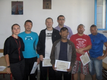 "Psychological counselling program ""Passport for freedom"" in Aiud Prison"