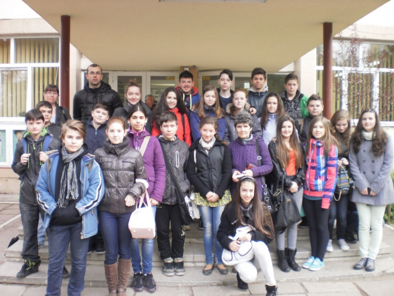 Preventive visit of students from Cluj in Aiud Prison